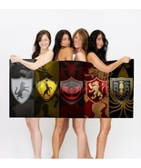 Game of Thrones Bath Beach Towel Bed Blanket Custom Gym Face Body Towels. - $19.95+