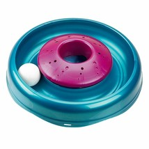 "Bergan Cat Nip Cyclone Blue / Pink 11.13"" x 10.5"" x 2.27"" - $11.99"