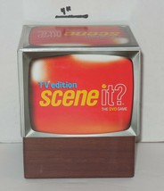 Screenlife TV edition Scene it DVD Board Game Replacement Set of Cards - $9.50