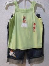 Nwt Gymboree Colorful Paradise Crop Pants & Top Set Outfit 18-24m 2T - $29.99
