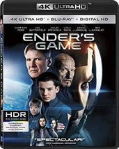Ender's Game [4K Ultra HD + Blu-ray]