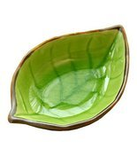4 PCS Creative Dishes Multi-purpose Tableware Relish Dishes Leaves Green - $29.88