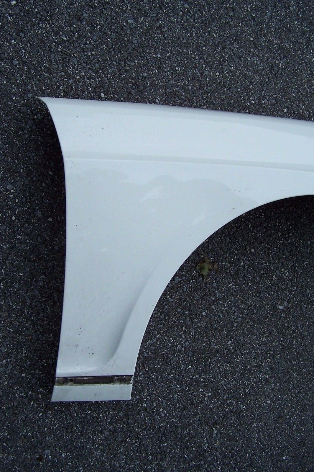 bentley continental gt coupe used passenger front fender original plastic