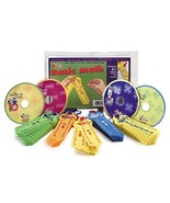 Learning Wrap-Ups, Introductory Math Kit with CD - $56.44