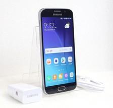 Samsung Galaxy S6 SM-G920W8 - 64GB 4G LTE (GSM UNLOCKED) Smartphone | Black