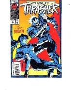 Night Thrasher #2 Marvel [Comic] No information available - $4.89