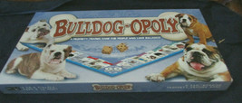 Late for the Sky Bulldog-Opoly BulldogOpoly Monopoly Board game Complete... - $19.39