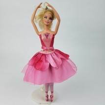 Barbie in the Pink Shoes Transforming Ballerina doll  - $6.44