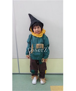 The Wizard Of Oz  Children's Scarecrow Costumes Cosplay - $69.00