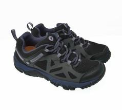 Merrell Women's Sz 6.5 EU 37 Black Gray Sports Running Hiking Trail Adventure - $39.99