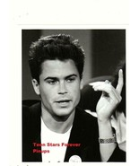 Rob Lowe 8x10 HQ Photo from negative Outsiders Brothers and Sister Teen ... - $10.00