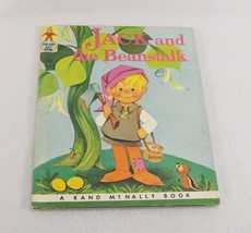 ADORABLE 1961 VINTAGE TIP TOP ELF BOOK JACK AND THE BEANSTALK 1ST EDITIO... - $14.99