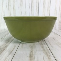 Pyrex Verde Green #403 Mixing Bowl 2 1/2 QUART Near Perfect Condition!!  - $20.53