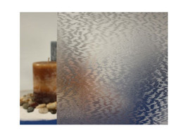 """Clear Rippled Frequency Static Cling Window Film, 36"""" Wide x 9 ft - $65.84"""