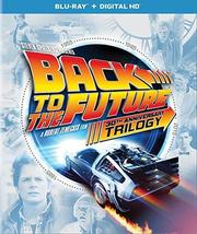 Back to the Future 30th Anniversary Trilogy [Blu-ray + Digital]