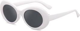 Sojos Clout Goggles Oval Mod Retro Vintage Kurt Cobain Inspired Sunglass... - $13.99