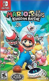Primary image for Mario + Rabbids Kingdom Battle (Nintendo Switch, 2017)