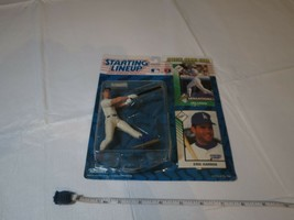Eric Karros 1993 Starting Lineup Figura 2 Speciale Carte Los Angeles Dod... - $12.27