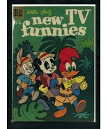 New Funnies #260 G 1958 Dell Woody Woodpecker Comic Book - $2.71