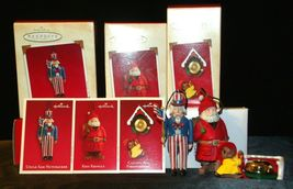 Hallmark Handcrafted Ornaments AA-191785 Collectible (4 Pieces ) image 8