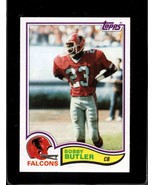 1982 TOPPS #276 BOBBY BUTLER EXMT RC ROOKIE FALCONS  *X4251 - $1.73