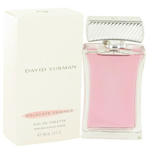 David Yurman Delicate Essence By David Yurman Eau De Toilette Spray 3.4 Oz For W - $31.31