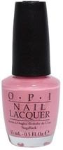 OPI Nail Lacquer  ITALIAN LOVE AFFAIR  (NL I27) - $8.90