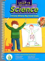 "LeapFrog  -  Science "" I Know Where My Food Goes"" - $4.50"