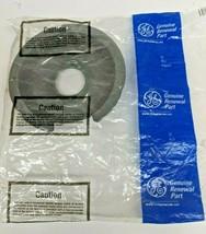 EN32C5059 Genuine GE Renewal Part 6inch Porcelain Frosted Drip Pan - $14.85