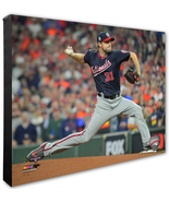Max Scherzer Game 7 of the 2019 World Series - 16x20 Photo on Canvas - $89.99
