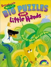 Big Puzzles for Little Hands: People Who Obeyed God Williams, Carla R. a... - $44.55