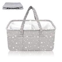 Diaper Caddy   Diaper Caddy Organizer   Diaper Organizer   Baby Storage ... - $32.68