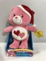 Care Bears Singing Holiday Love a Lot Bear 2004 by Play Along - $34.65