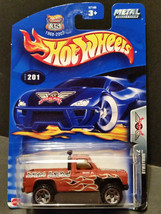 2003 Hot Wheels #201 Final Run 7/12 - Bywayman - 57166 - $3.75