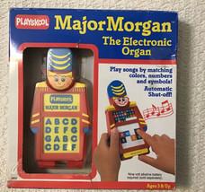 Playskool Major Morgan The Electronic Organ - New In Opened Box, 1989 - $47.52