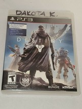 Destiny Ps3 Game, runs very good with hours of fun for the family, pre-o... - $12.86