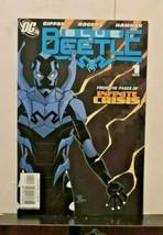 Blue Beetle #1 May 2006 - $6.74