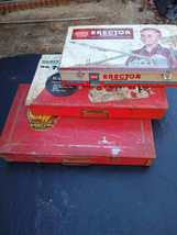 Erector Set Gilbert lot - $139.98