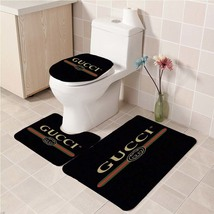 Hot Sale Gucci454 Toilet Set Anti Slip Good For Decoration Your Bathroom  - £16.61 GBP