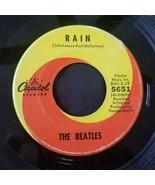 Paperback Writer RAIN The Beatles 45rpm Capitol 5651 - $23.63