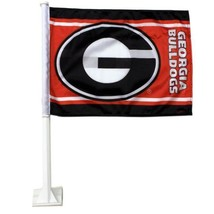 Georgia Bulldogs Car Flag - $12.86