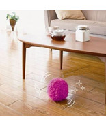 Robotic Microfiber Mop Ball Mini Automatic Vacuum Cleaner Cute Roll Ball - $27.95