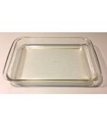 PYREX 13 x 9 x 2 CORNING GLASS CASSEROLE, LASAGNA, CAKE BAKING PAN - $4.00