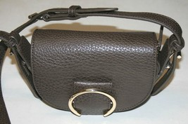 Nine West Mini Cross-Body Bag, Shoulder Purse, Color: Chocolate Brown - $14.99