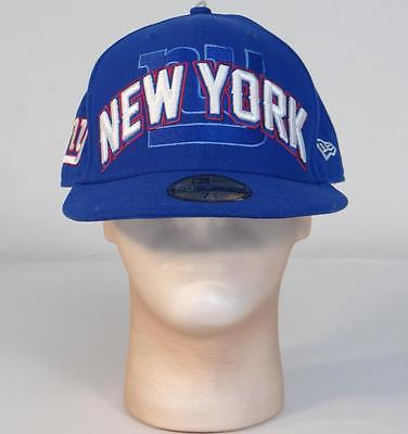the latest 4d4ec 5fd9c New Era 59Fifty NFL New York Giants Blue and 50 similar items. 1