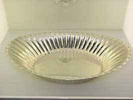 Reed & Barton Sterling Silver Oval Bowl Pat # X300 - $303.80