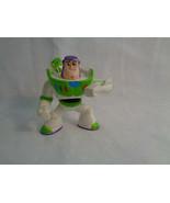 Disney Pixar Toy Story Mini PVC Buzz Lightyear Action Figure Cake Topper  - $2.55
