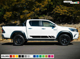 Sticker Stripe for Toyota Hilux flare Pickup facelift TruckMasters Ox SR5 AN120 - $57.00