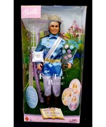 Vintage Barbie Doll Prince Ken - Fairy Tale Collection 2003 Fantasy Tale... - $34.85