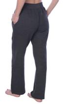 Beverly Rock Woman Drawstring Pocket Sweatpants, CHARCOAL GREY , 1X NEW W/TAGS image 2